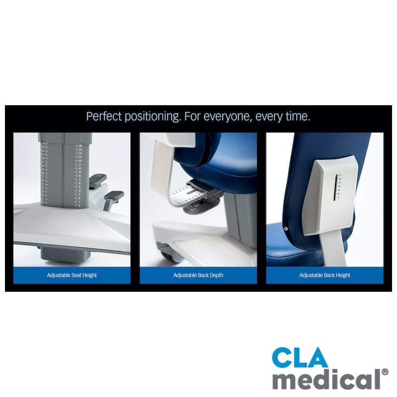 CO:RE Chair Operating microscope accessories